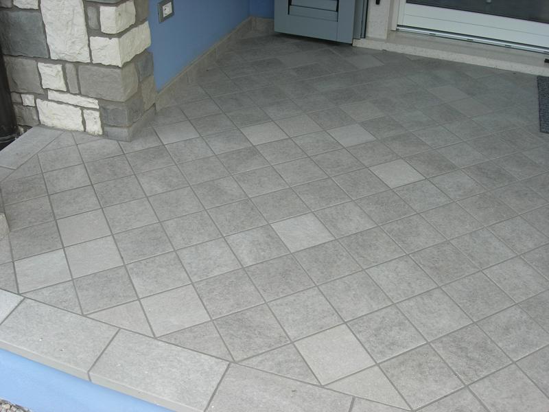 Pavimenti e rivestimenti esterni pavtech - Rivestimenti per terrazzi esterni ...